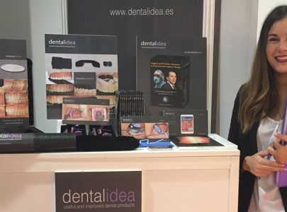 Dentalidea at the EAO Congress Paris 2016