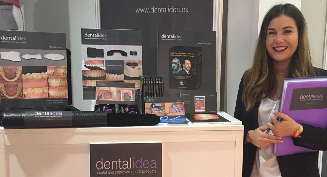 Dentalidea en el EAO Congress París 2016